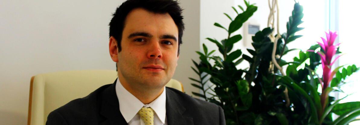 Oliver Corrigan, Park Manager