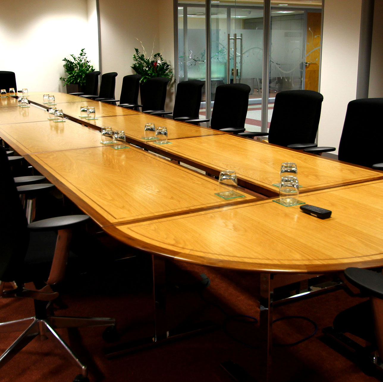 Board rooms at carrwood