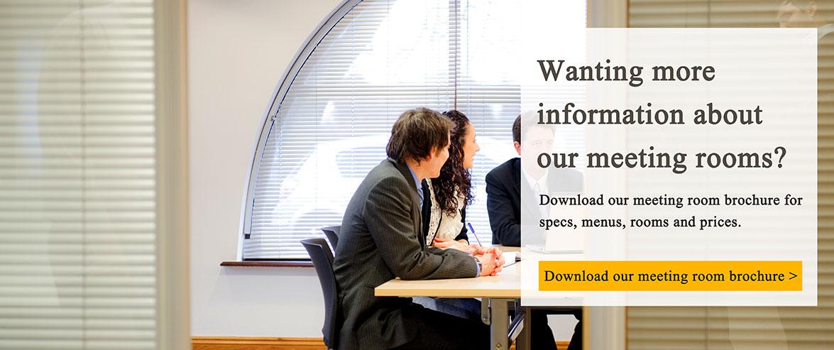 Meeting Rooms Brochure